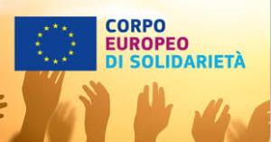 Corpo europeo di solidarità