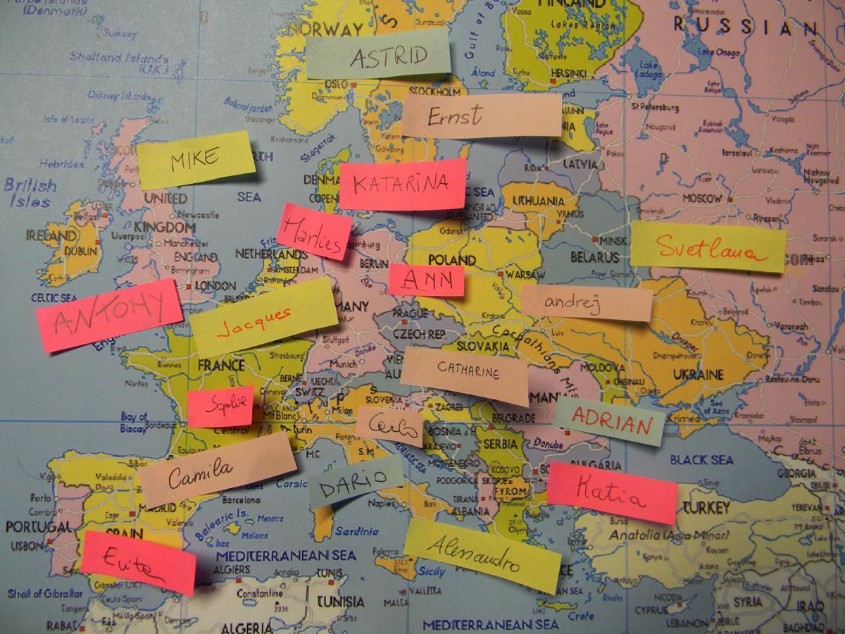 europa sve